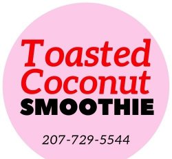 SMOOTHIE Toasted Coconut