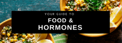 Food & Homrmones - Essential Oils  for Balance