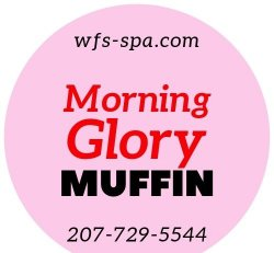 MUFFIN Morning Glory