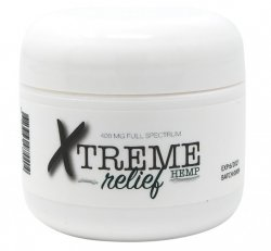 Xtreme Relief Pain Cream 400 MG