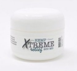 Xtreme Relief Pain Cream 200MG