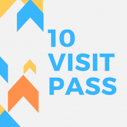 10 Visit Pass