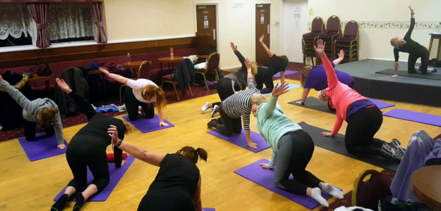Fitness Studio in Nottingham,