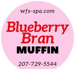 Muffin Blueberry Bran