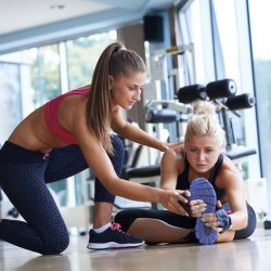 12 in home personal training session