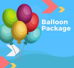 Balloon Package (12 Balloons)