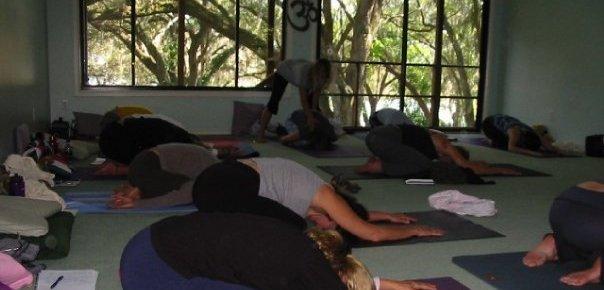 Yoga Studio in Tampa, FL