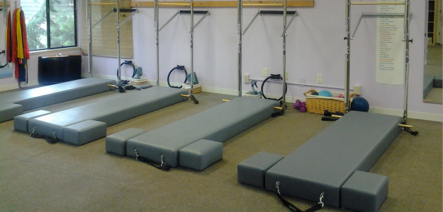 Pilates Studio in Los Altos, CA