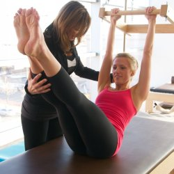 30 Minute Pilates Demonstration