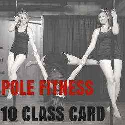 10 Class Card (Pole)