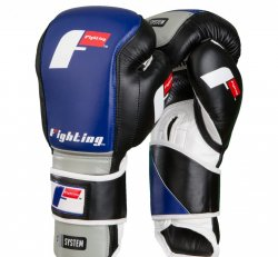 FIGHTING SPORTS S2 GEL FIERCE BAG GLOVES
