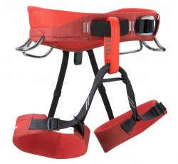 Momentum Harness - Lava, Large