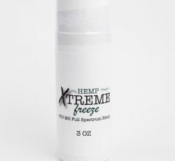 Xtreme Roller pain relief 500mg