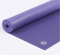 Mat Rental - Studio - Purple Manduka ProLite with mat wipe