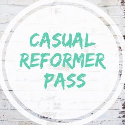 Casual Reformer Pass