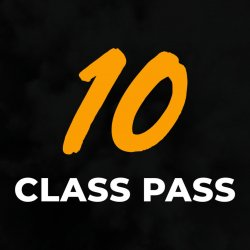 Iron ZUU 10 Class Pass