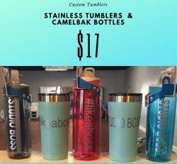 Camelbak Eddy Water Bottles