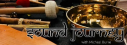 VIRTUAL Sound Journey Meditation w/ Michael Burke