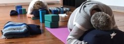 Essential Restoration - Gentle/Restorative Yoga enhanced with Essential Oils