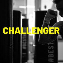 CHALLENGER - $129/Month (8 Classes, 1on1, Enrollment)