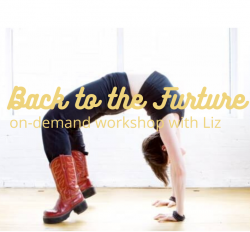 Back to the Future: Backbending with Liz (On Demand)