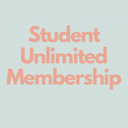 Student Unlimited Membership