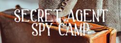 Secret Agent Spy Camp