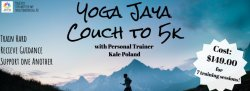 Yoga JayaCouch to 5k!