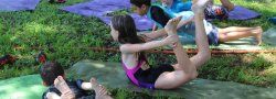 Mini Yoga Camp for ages 4 & 5