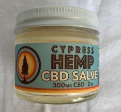 Cypress Hemp SALVE