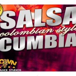 Salsa Cumbia Lev 1- 5 wks (6.25 hrs) singles