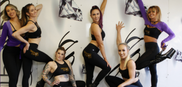Pole Dancing Studio in Joondalup,