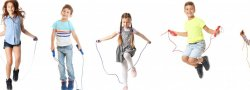 Jump Rope Fitness Kids Camp