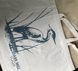 Starr Mill Canvas Bag