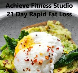 21 Day Rapid Fat Loss Meal Plan + Cookbook