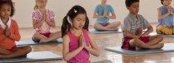 Kids Summer Session #2, 5:15pm (Ages 5-11): Beginning Yoga & Mindfulness
