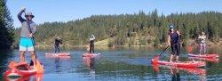 SUP DOG Adventure Paddle & Yoga
