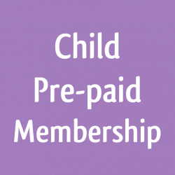 Child 6 mo. Membership paid in full (saves you 5%) - Halo-IR booth - PRIVATE session