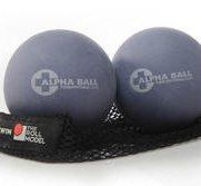 Alpha Twin Balls (set of 2)