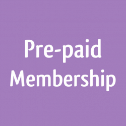 6 mo. Membership paid in full (saves you 5%) - Halo-IR booth - PRIVATE session