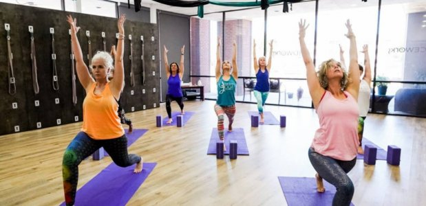 Yoga Studio in Midland, TX
