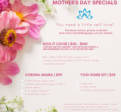 Corona-Mama Mother's Day Package