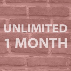 Unlimited — 1 Month