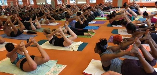 Yoga Studio in Bronx, NY