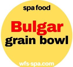 Bulgar Grain Bowl