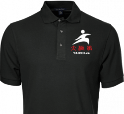 Tai Chi Polo Shirt (100% Cotton)