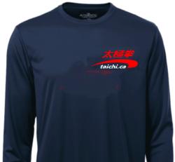 Tai Chi Long Sleeve T-shirt
