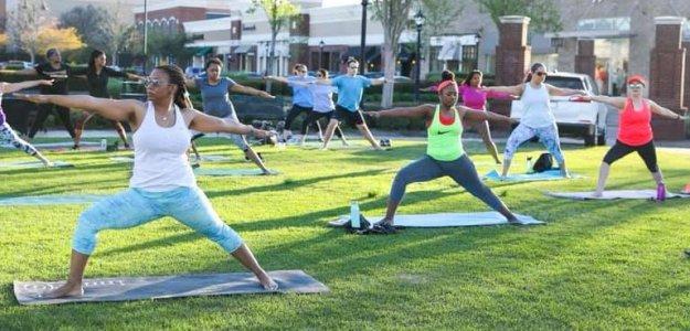Yoga Studio in Collierville, TN