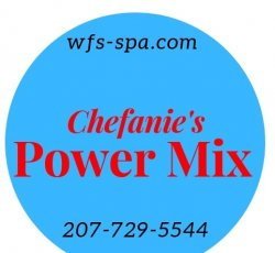 Chefanie's Power Mix