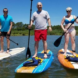 3 Paddleboard Rentals